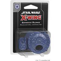 Star Wars: X-Wing Second Edition - Separatist Alliance Maneuver Dial Upgrade Kit