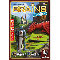 Brains Family Burgen & Drachen