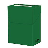Solid Deck Boxes - Solid Green