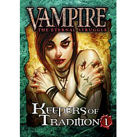 Vampire: The Eternal Struggle - Keepers of Tradition reprint bundle 1