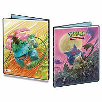 9- Pocket Portfolio Pokémon Sun and Moon SM9