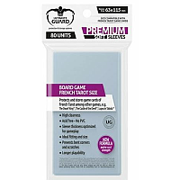 Ultimate Guard Premium Soft Sleeves for Cards French Tarot Cards (80)