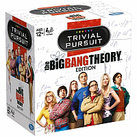 The Big Bang Theory: Trivial Pursuit