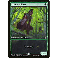 Llanowar Elves (Dominaria Open House) (Full-Art)