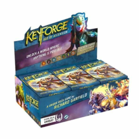 KeyForge: Age of Ascension Archon Deck Display (12 decks)_boxshot
