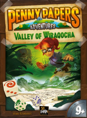 Penny Papers Adventures: The Valley Of Wiraqocha_boxshot