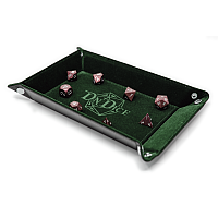 DnDice Folding Tray - Dryad Green