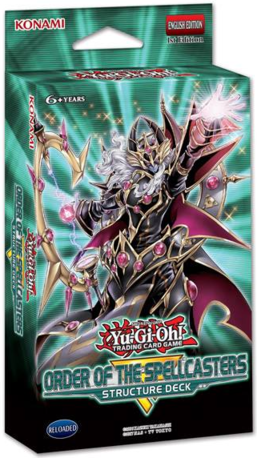 Order of the Spellcasters - Structure Deck_boxshot