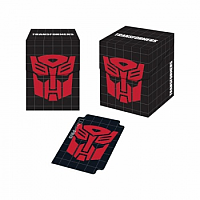 100+ Deck Box -Hasbro Transformers Autobots