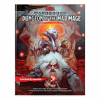 Dungeons & Dragons – Waterdeep Dungeon of the mad Mage
