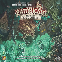 Zombicide: Green Horde No Rest for the Wicked