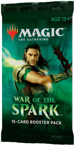 War Of The Spark  Booster_boxshot