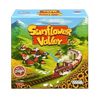 Sunflower Valley - Lånebiblioteket