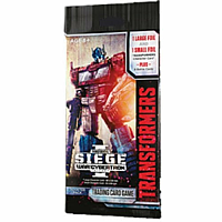 Transformers TCG: War for Cybertron Siege I - Booster