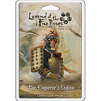 LEGEND OF THE FIVE RINGS LCG:The Emperor's Legion