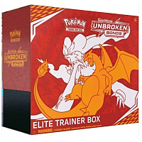Sun & Moon: Unbroken Bonds- Elite trainer box