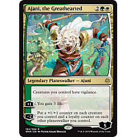 Ajani, the Greathearted