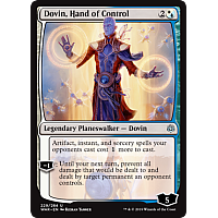 Dovin, Hand of Control (Foil)