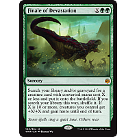 Finale of Devastation (Prerelease)