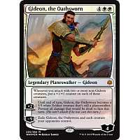 Gideon, the Oathsworn