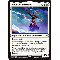 God-Eternal Oketra (Foil)