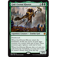 God-Eternal Rhonas
