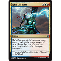 Ral's Outburst