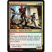 Rubblebelt Rioters