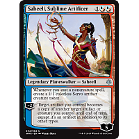 Saheeli, Sublime Artificer (Foil)