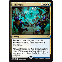 Time Wipe ( Foil )