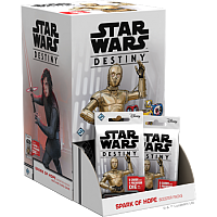 Star Wars Destiny: Spark of Hope Booster Display (36 Packs)