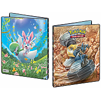 9- Pocket Portfolio Pokémon Sun and Moon SM10