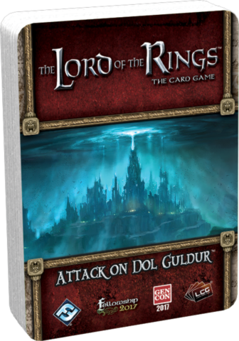 Lord of the Rings: The Card Game: Attack on Dol Guldur_boxshot