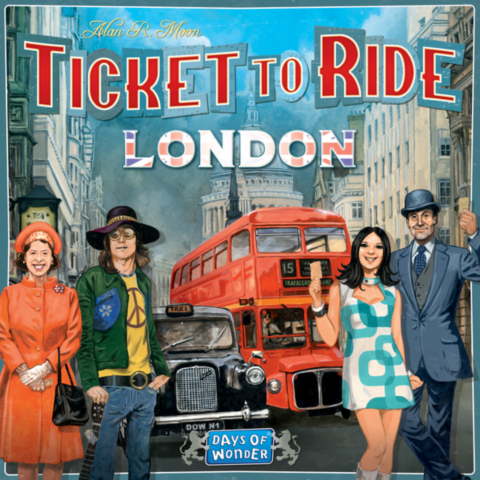 Ticket To Ride: London (Nordisk)_boxshot
