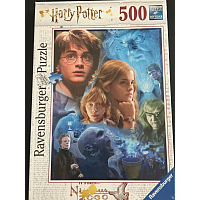 Harry Potter At Hogwarts 500 piece Puzzle
