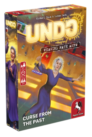 Undo - Curse from the Past_boxshot