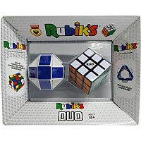 Rubiks Duo: 3x3 & Twist