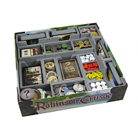 Folded Space: Robinson Crusoe Insert