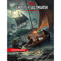 Dungeons & Dragons – Ghosts Of Saltmarsh
