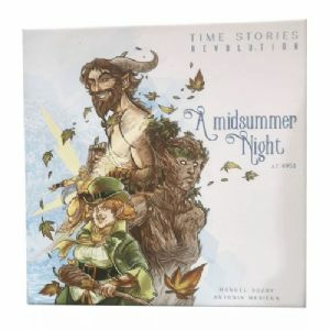 T.I.M.E. Stories Revolution. A Midsummer Night_boxshot