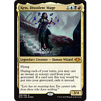 Kess, Dissident Mage (Foil)