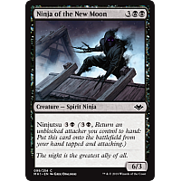 Ninja of the New Moon