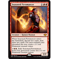 Seasoned Pyromancer