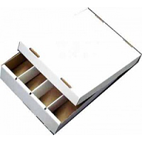 Cardbox / Fold-out Storagebox (4.000 Cards)