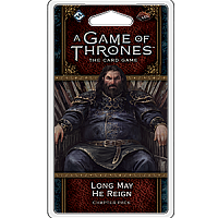 A Game of Thrones LCG 2nd Ed. - King's Landing cycle#3 Long May He Reign