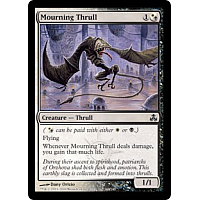 Mourning Thrull