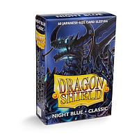 Dragon Shield Japanese Art Sleeves - Night blue (60 Sleeves)