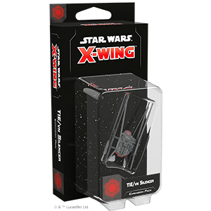 Star Wars: X-Wing Second Edition - TIE/vn Silencer Expansion Pack_boxshot