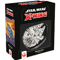 Star Wars: X-Wing Second Edition - Millennium Falcon Expansion Pack