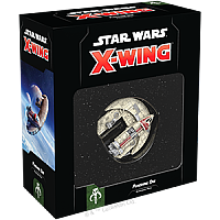 Star Wars: X-Wing Second Edition - Punishing One Expansion Pack